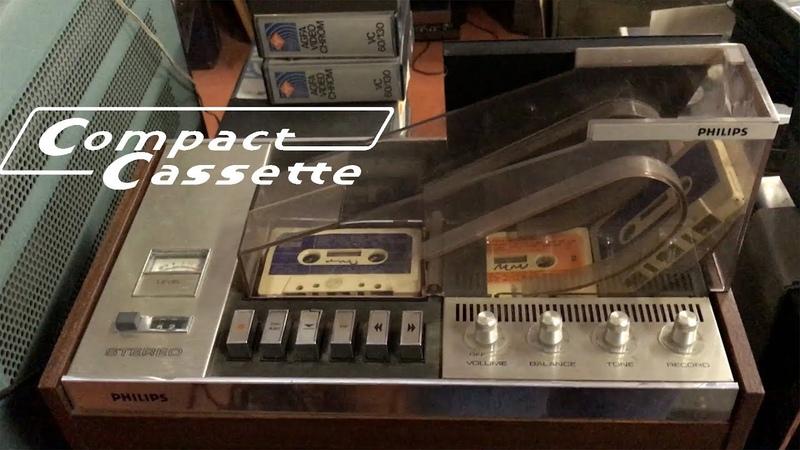 Philips (Norelco) N2401 Cassette Changer 1969 Still working!