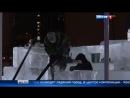 Вести Москва На Поклонной горе вырос ледяной город