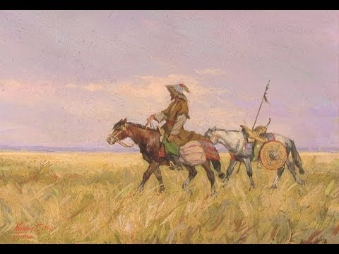 Племена половецкие Куда исчезли Половцы Говорящие камни