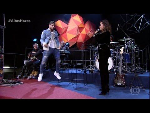 Anitta ensina sarrada para Maluma
