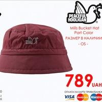 34204fe2ecc Peaceful Hooligan Mills Bucket Hat Port