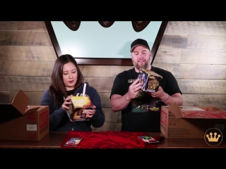 Marvel Collector Corps Avengers Infinity War Unboxing!