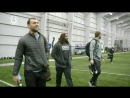 Colts Players Arrive for Offseason Workouts 09/04/2018
