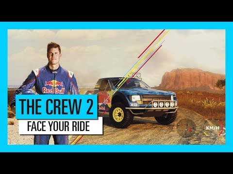 THE CREW 2 Face You Ride Трейлер Ubisoft