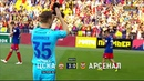 ЦСКА - Арсенал. 30. Обзор матча, Российская Премьер-Лига, 4 тур 18.08.2018