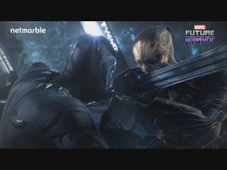 Marvel Future Fight: Да здравствует Король!