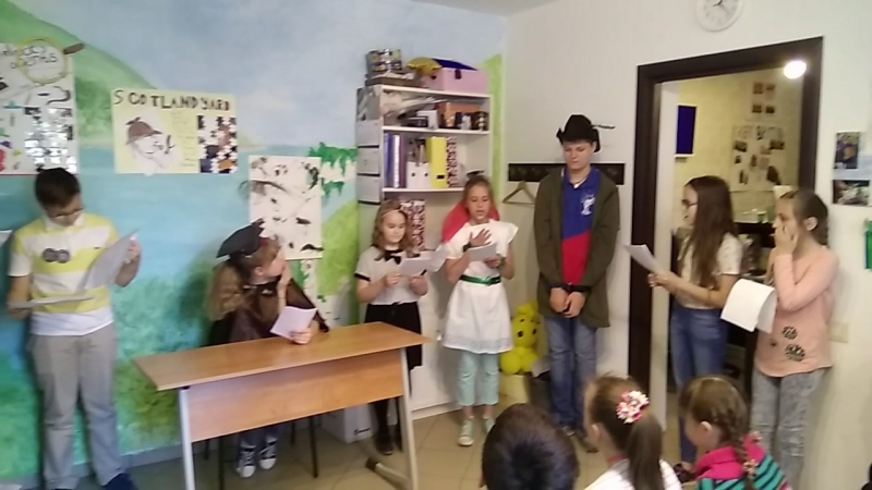 English Summer Camp 2018, Глобус-Интел, г. Видное