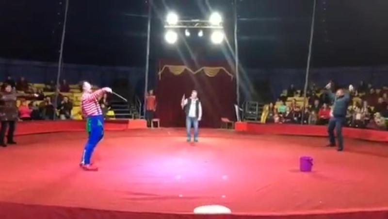 Клоун - Советский цирк