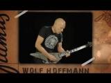 Framus Endorser Wolf Hoffmann and his Framus Signature