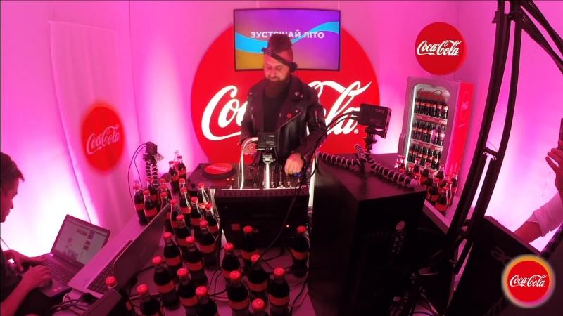 Зустрічай літо з Coca Cola