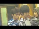 111007   Myungsoo, Sungyeol - Sukira Kiss The Radio