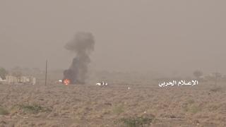 الساحل الغربي - استهداف طقم محمل افراد بصار&#
