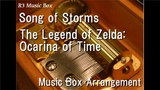 Song of StormsThe Legend of Zelda Ocarina of Time Music Box