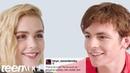 Kiernan Shipka and Ross Lynch Face-Off in a Compliment Battle   Teen Vogue