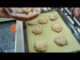 Коржики или печенье из овсяных хлопьев.Простая выпечка!!!