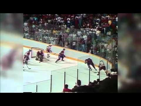 1986 Stanley Cup Final. Montreal Canadiens vs. Calgary Flames. Game 5