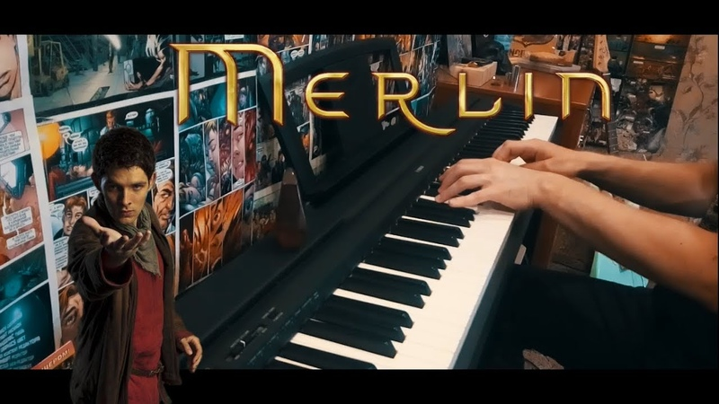MERLIN (STRAY CAT PRODUCTION COVER)