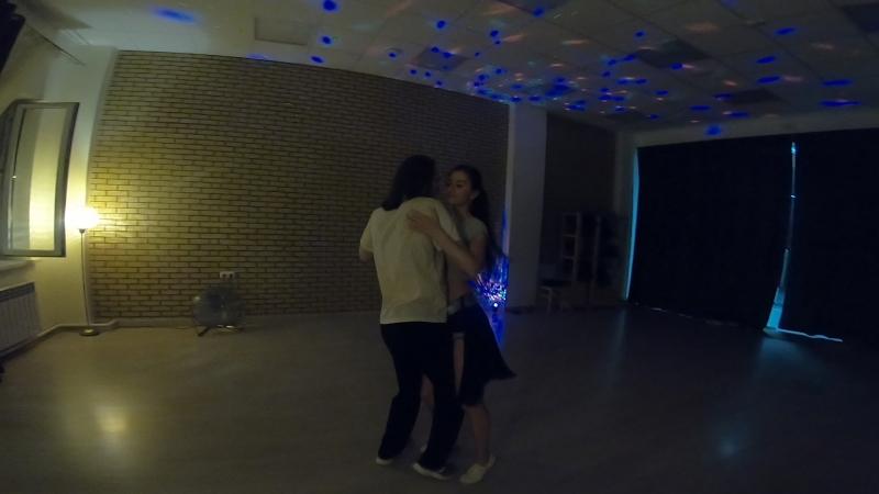 Зук. Домашняя вечеринка. Артем и Маша