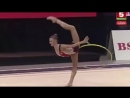 Александра Солдатова - обруч многоборье World Challenge Cup 2018, Минск