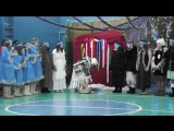 Новогодняя ёлка в с.Среднеивкино среди 8-11 классов! (2)