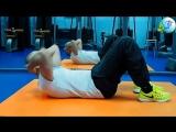 Комплекс обезболивающих упражнений при острой боли в спине доктора УСЕНКО