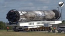 SpaceX B1046 Transport To Third Flight 08 13 2018