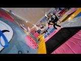 Открытая тренировка по Батутной Акробатике