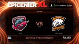 FTM vs Virtus.pro, EPICENTER XL, game 1