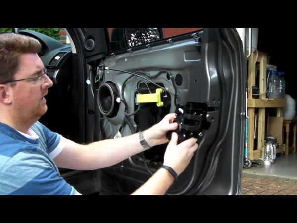 Freelander 2 door lock fix Pt.1
