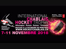 LIVE! | International Chablais Hockey Trophy | GER - CZE | 10:50 CET
