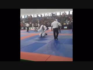 Эдуардо Гомес: чёткий саб. 2018 Prime Jiu-Jitsu Experience.