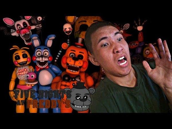 Қорқып кеттіңіз бе - Five Nights at Freddy 2