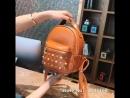Кожаный рюкзак высокого качества