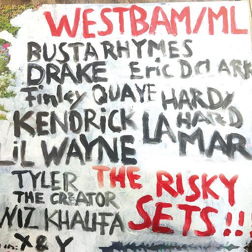 Westbam альбом The Risky Sets