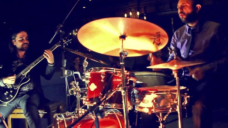 Hammond Grooves – Toque-Toque Island