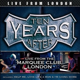 Ten Years After альбом Live From London