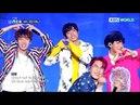 UNI B's Team Blue - HER (Original : Block B) [The Unit/2018.01.11]