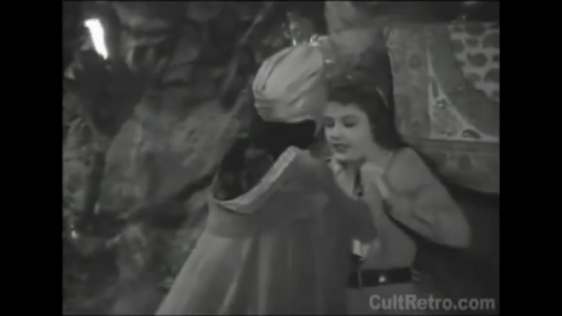 Woman strangling woman - Movie catfight - From Nyoka and the Tigermen