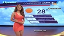 Mexico: Mexican Weather Girl