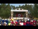 Церемония открытия III Всероссийского детского фестиваля народной культуры Наследники традиций