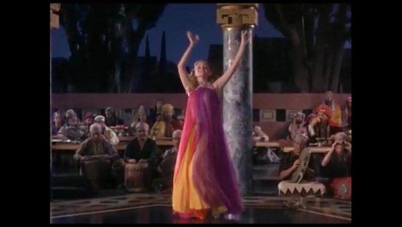 Salome Dance of Seven Veils Rita Hayworth Саломея и Танец семи вуалей Рита Хейворт