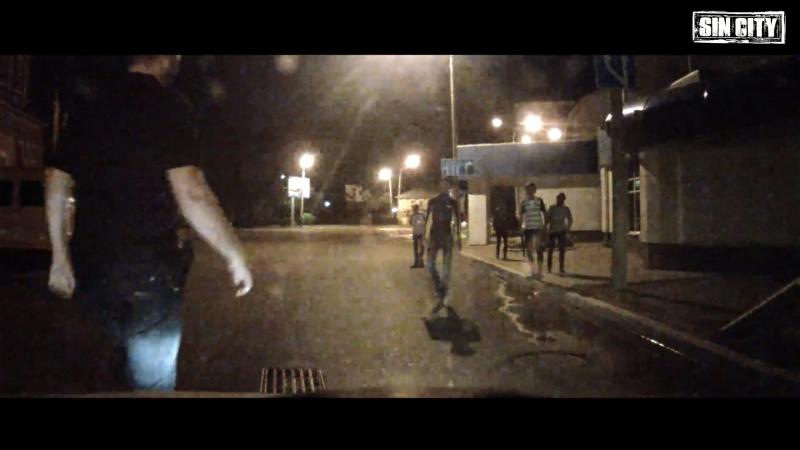 Один против шести пьяных АУЕ | Город Грехов выпуск 88