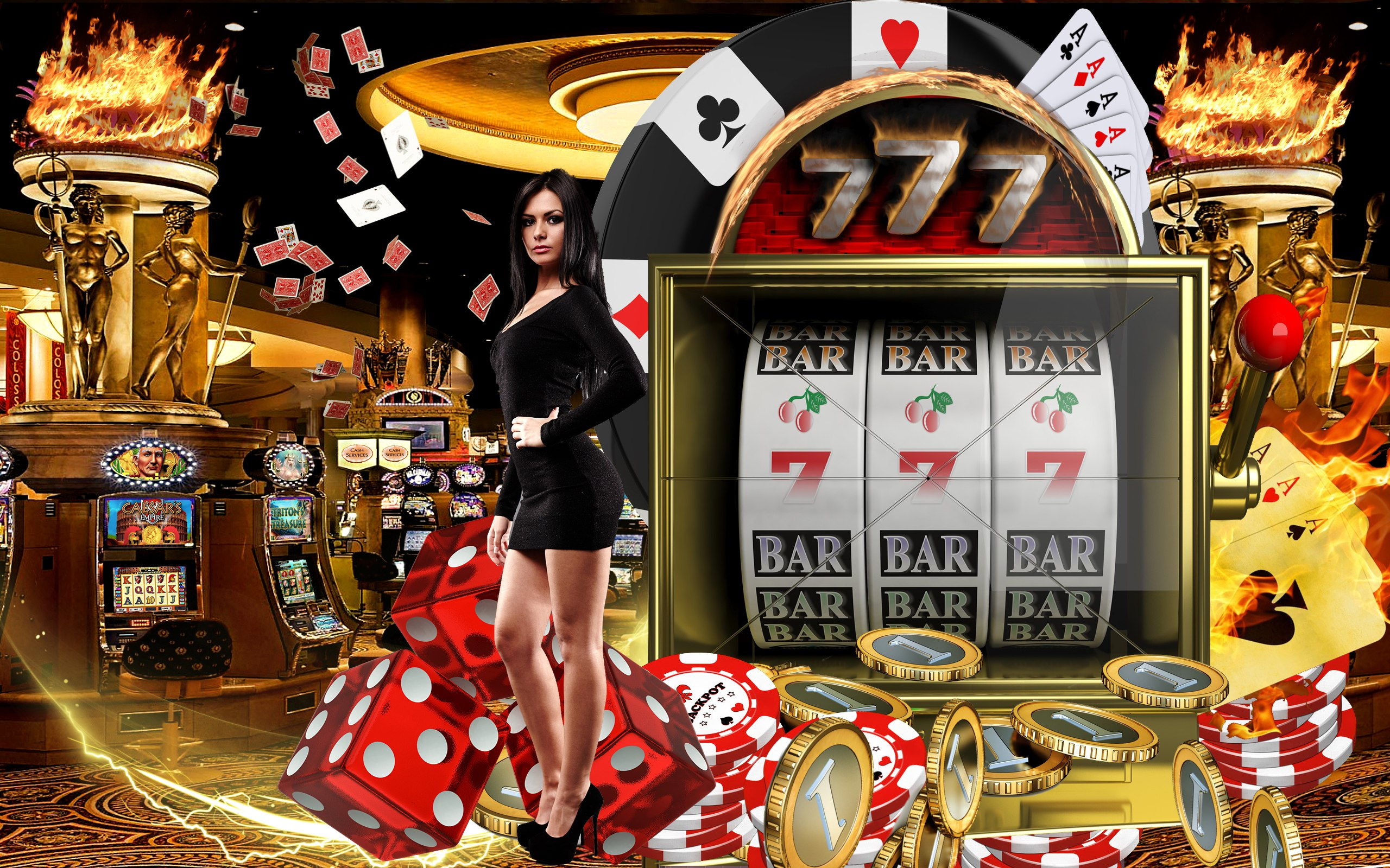 Программное обеспечение для интернет-казино под ключ