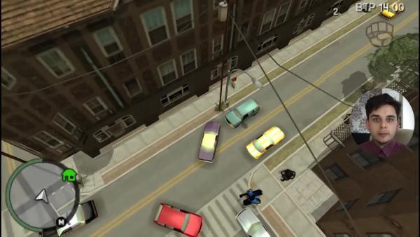 3d версия GTA Chinatown Wars - GTA 4 на PSP