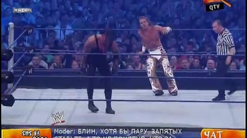 Wrestlemania 25 (2009) QTV