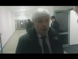 Геннадий Величкин дает свой комментарий после игры