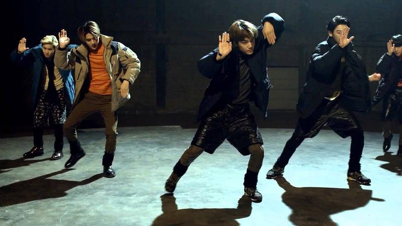 엑소의 다운재킷 뮤직비디오 안타티카 vs 뉴벤텀 (Full Ver.) | 코오롱스포츠 광고