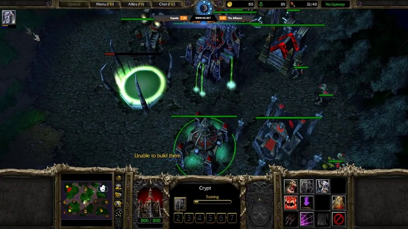 Dread's stream Warcraft III Ladder 1x1 2x2 Are you a Lucker 09 07 2018