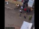 В Казани толпа налетела на полицейского