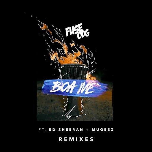 Fuse ODG альбом Boa Me (feat. Ed Sheeran & Mugeez) [Remixes]